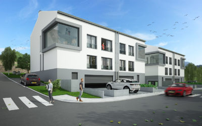 Stadtbredimus – Projet 4 maisons